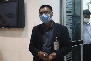 เฉลิมชัย แก้วเฉลิม หัวหน้าแผนกโครงข่ายโทรทัศน์ สถานีวิทยุโทรทัศน์กองทัพบก
